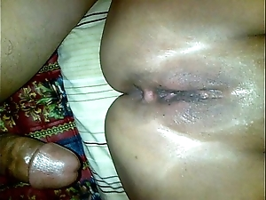 Indonesian hawt mami analsex dear one hard and sizzling fur pie