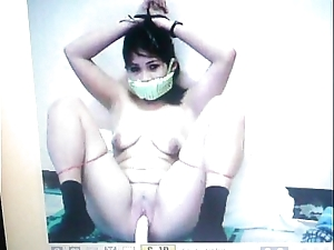 Kidnapped slave mary jane is gagged not far from say no to panties!