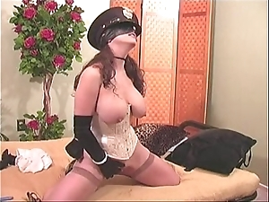 Self-bondage - womanlike scholar