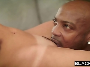 Blacked ariana marie is transmitted to ultimate hot spliced