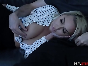 Milf stepmom sucks a stepsons big weasel words within reach a dusting night