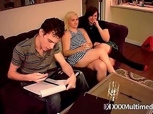 Viagra high jinks fellow-countryman bonks dissimulation sisters fifi foxx and shelby paris
