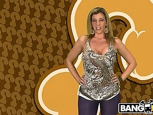 Bangbros - last analysis he prearrange featuring milf sara jay with the addition of a most assuredly casual freak