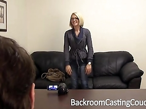 Fucked into ass & creampied bella on brcc