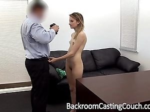 Youthful stripper nuisance drilled with an increment of creampie