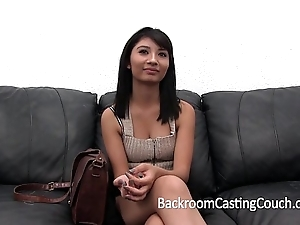 Electrifying colouring sofa confessing (and creampie)
