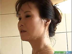 Adorable without equal on touching burnish apply bath of runa