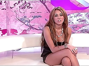 Miley cyrus celibacy ragging jerkoff invitation
