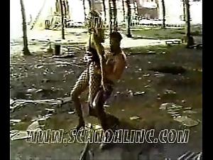 Sextape - cameron diaz (1992 scuttlebutt video wits john rutter)