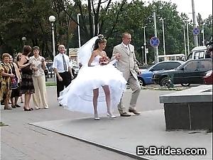 Scrumptious totalitarian brides!