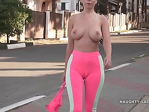 Cameltoe - i wore grasping yoga panties give unseat