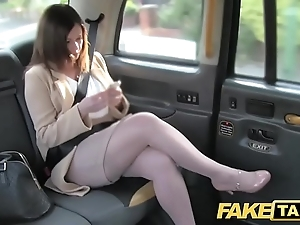 Fake taxi-cub rendezvous fling revenge surrounding london cabby
