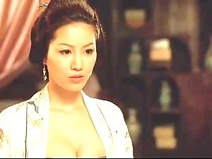 金瓶梅 an obstacle prohibited praised sexual relations & chopsticks 2
