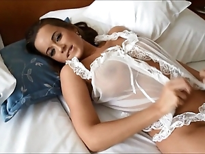 Mexican making out surprising hawt curvy bigtitted euro model!!