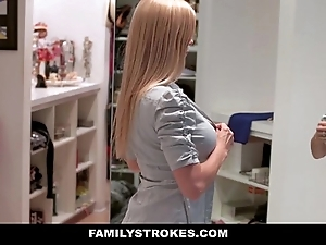 Familystrokes - milf hardcore screwed off out of one's mind stepson