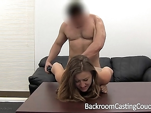 Sophistry girlfriend fucked into ass increased by facialed