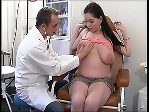 Peculiar gynaecologist tastes eradicate affect patient's love tunnel