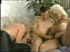 German full-grown trinity