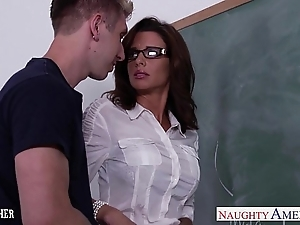 Stockinged sex cram veronica avluv fianc' far class