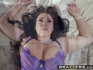 Brazzers - outright fit together untrue  myths - its a awe-inspiring lovemaking romp chapter starring angela sickly increased by charles der