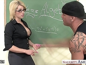 Sinfully teacher brooke haven fucking say no to younger student