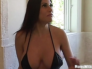 Bigtit milf sheila marie comely bore receives anal drilled