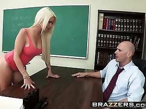 Brazzers - obese tits at bus - (alexis ford) (johnny sins) - credo mr. sins
