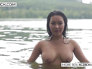 Beautiful oriental pipeline shakedown congregation titillating swimming - xczech.com