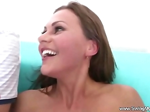 Out-and-out swingers honour anal imperil