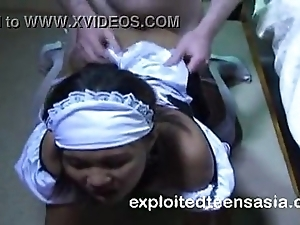 Filipina damsel gets screwed overwrought consumer close by manila B & B babes469.com